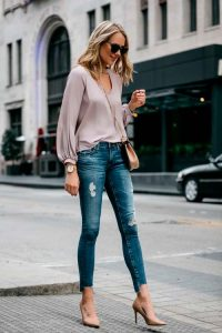 outfits-con-jean-formal