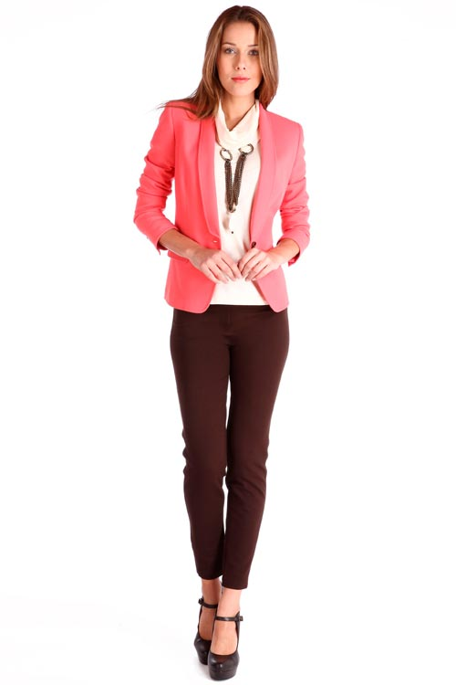 blazer-color-coral