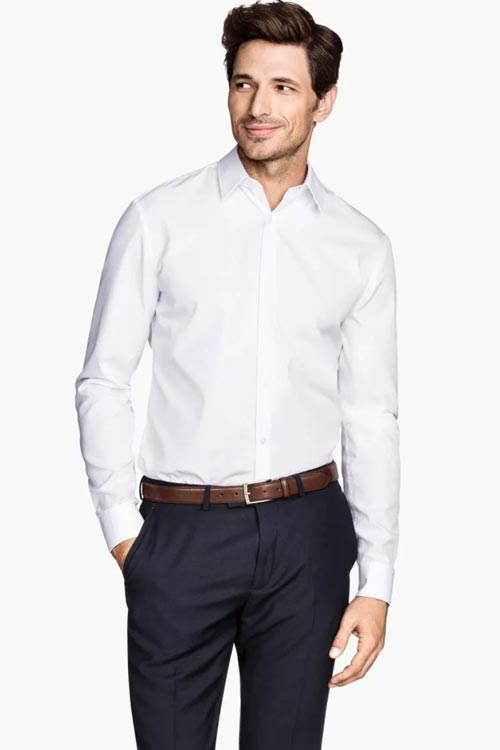 Outfit Hombre Casual Formal Camisa Looks 2021